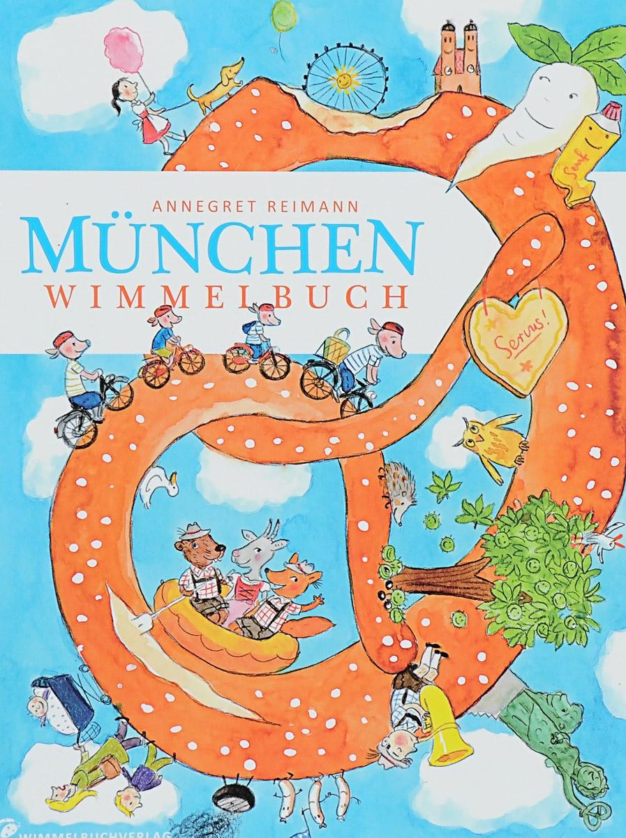 Munchen Wimmelbuch #1