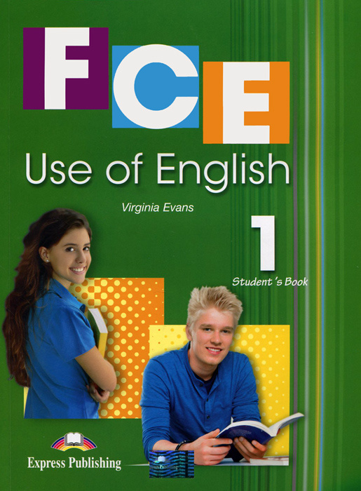 FCE Use Of English 1: Student's Book #1