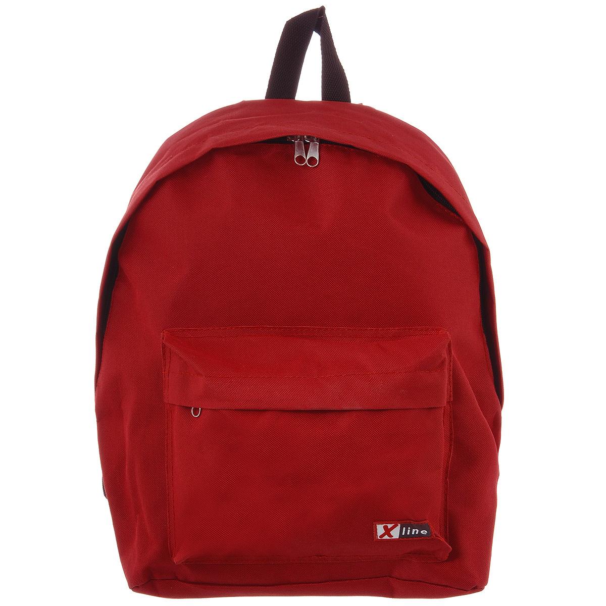 """Рюкзак Proff """"X-line"""", цвет: красный. XL14-169 #1"""