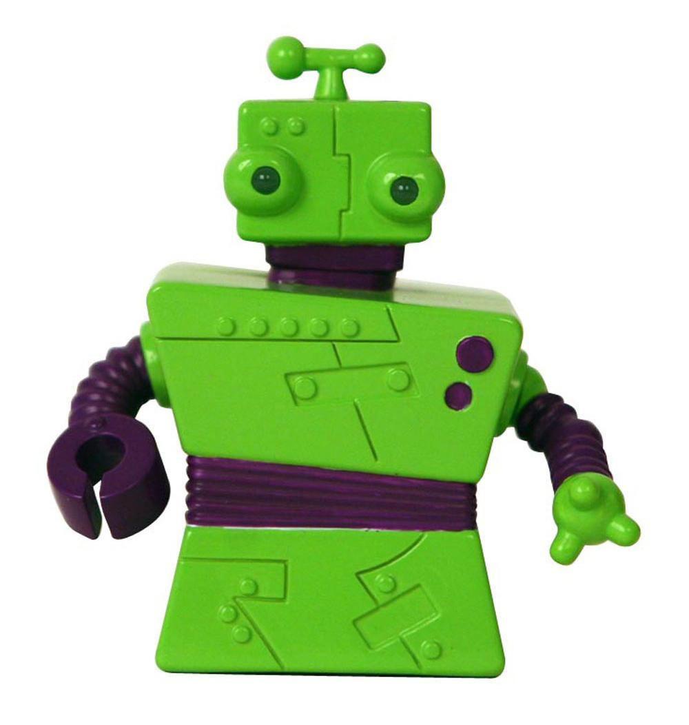 Робот Zibits Гек #1