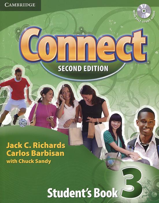 Connect 3: Student's Book (+ CD)   Ричардс Джек, Barbisan Carlos #1
