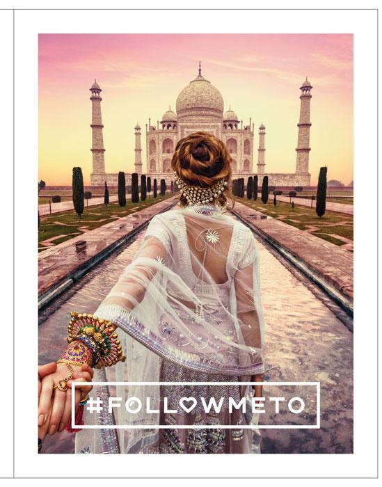 Follow Me to. Впечатляющие приключения Натальи и Мурада Османн - российской пары путешественников, покоривших #1