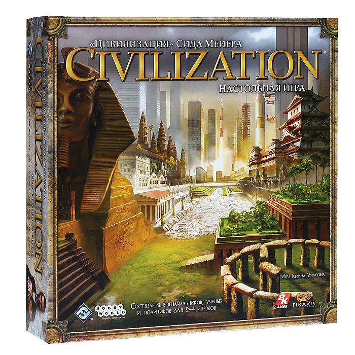 Hobby World Настольная игра Цивилизация Сида Мейера (3-е издание)  #1