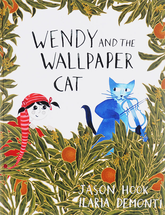 Wendy and the Wallpaper Cat | Хук Джейсон #1