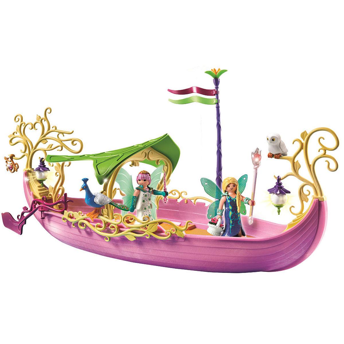 """Playmobil Игровой набор """"Корабль королевы Фей"""" #1"""