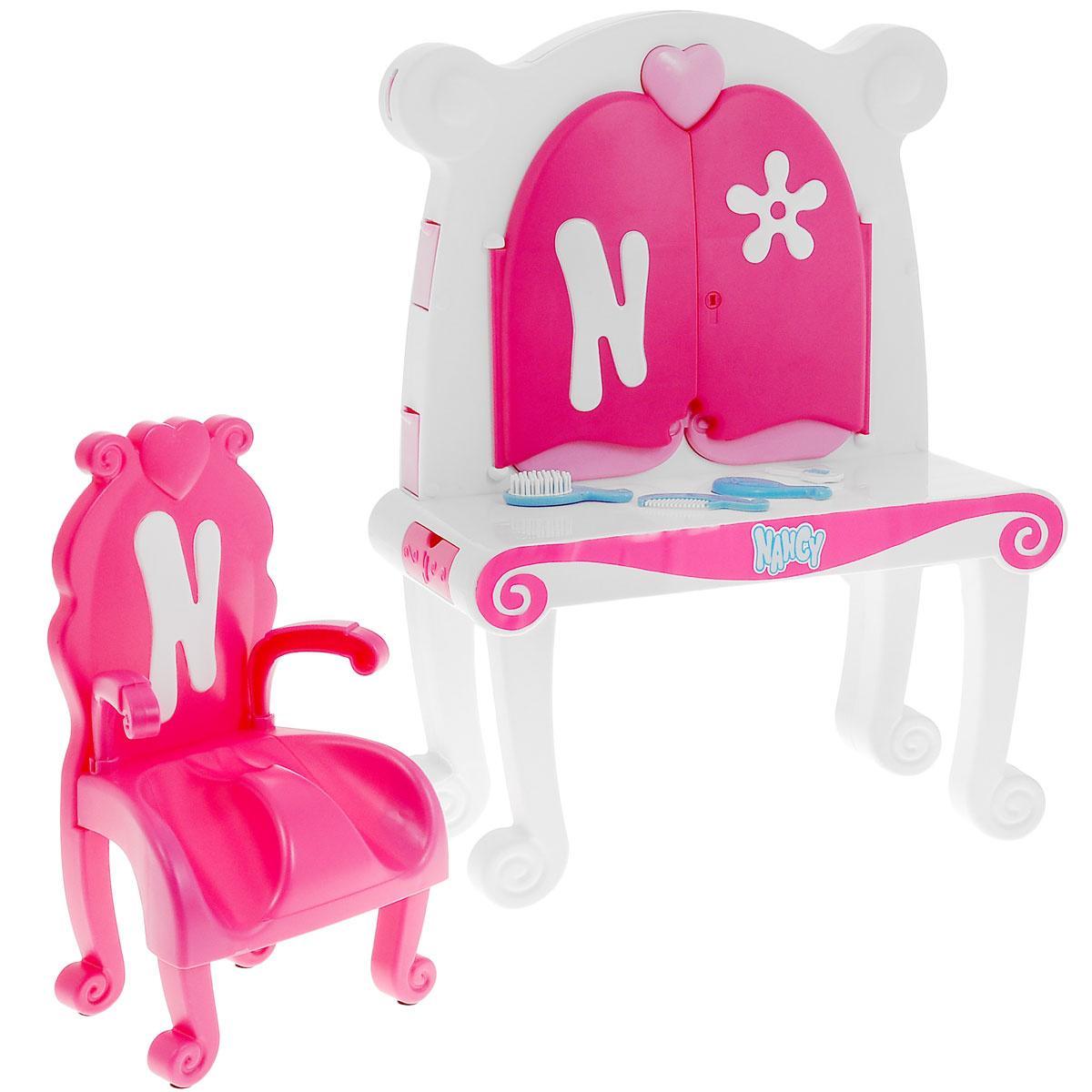 Famosa Мебель для кукол Туалетный столик Нэнси #1