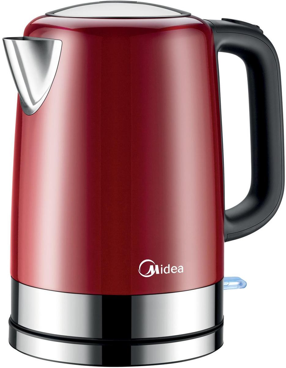 Электрический чайник Midea Midea MK-M317C2A, красный #1