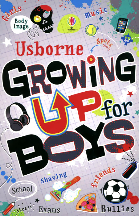 Growing up for Boys | Frith Alex #1