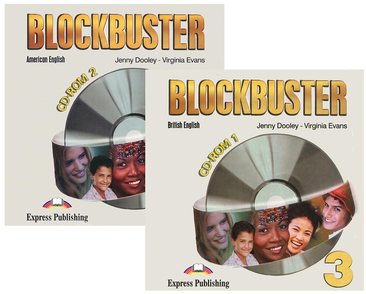 Blockbuster 3: American English (CD-ROM) | Дули Дженни, Эванс Вирджиния #1