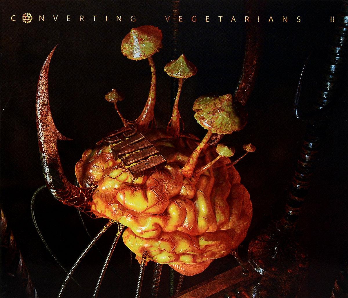 Infected Mushroom. Converting Vegetarians II #1