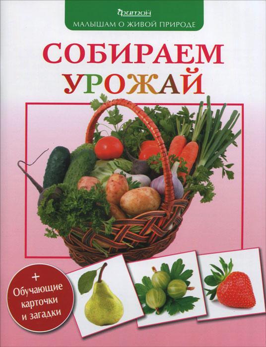 Собираем урожай (+обучающие карточки и загадки)   Волцит Петр Михайлович  #1