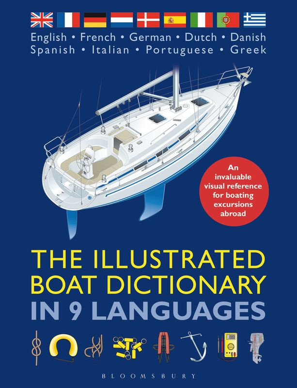 The Illustrated Boat Dictionary in 9 Languages #1