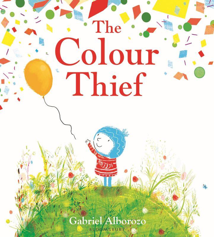The Colour Thief | Alborozo Gabriel #1