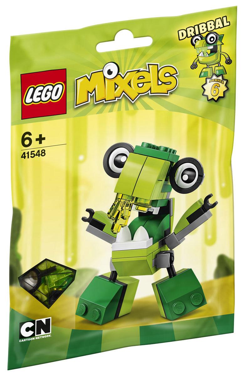 LEGO Mixels Конструктор Дриббал #1