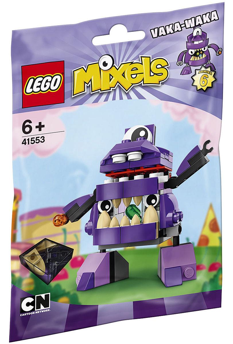 Конструктор LEGO Mixels 41553 Вака-Вака #1