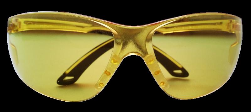 """Очки стрелковые """"Stalker"""", защитные, цвет: желтый #1"""