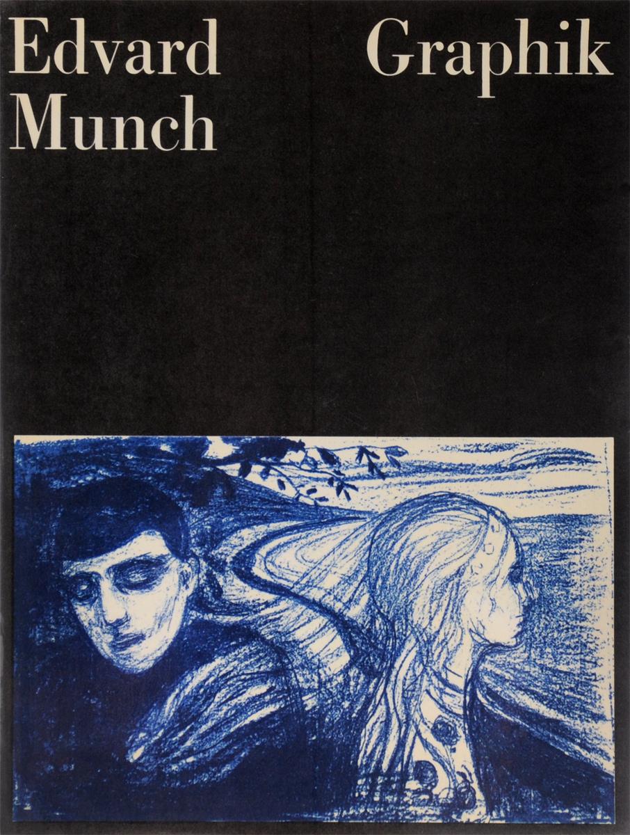 Edvard Munch: Graphik   Тимм Вернер #1