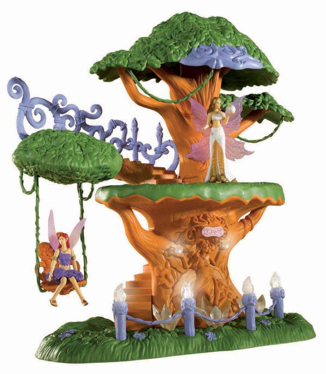 Simba Игровой набор Magic Fairies Дом на дереве #1