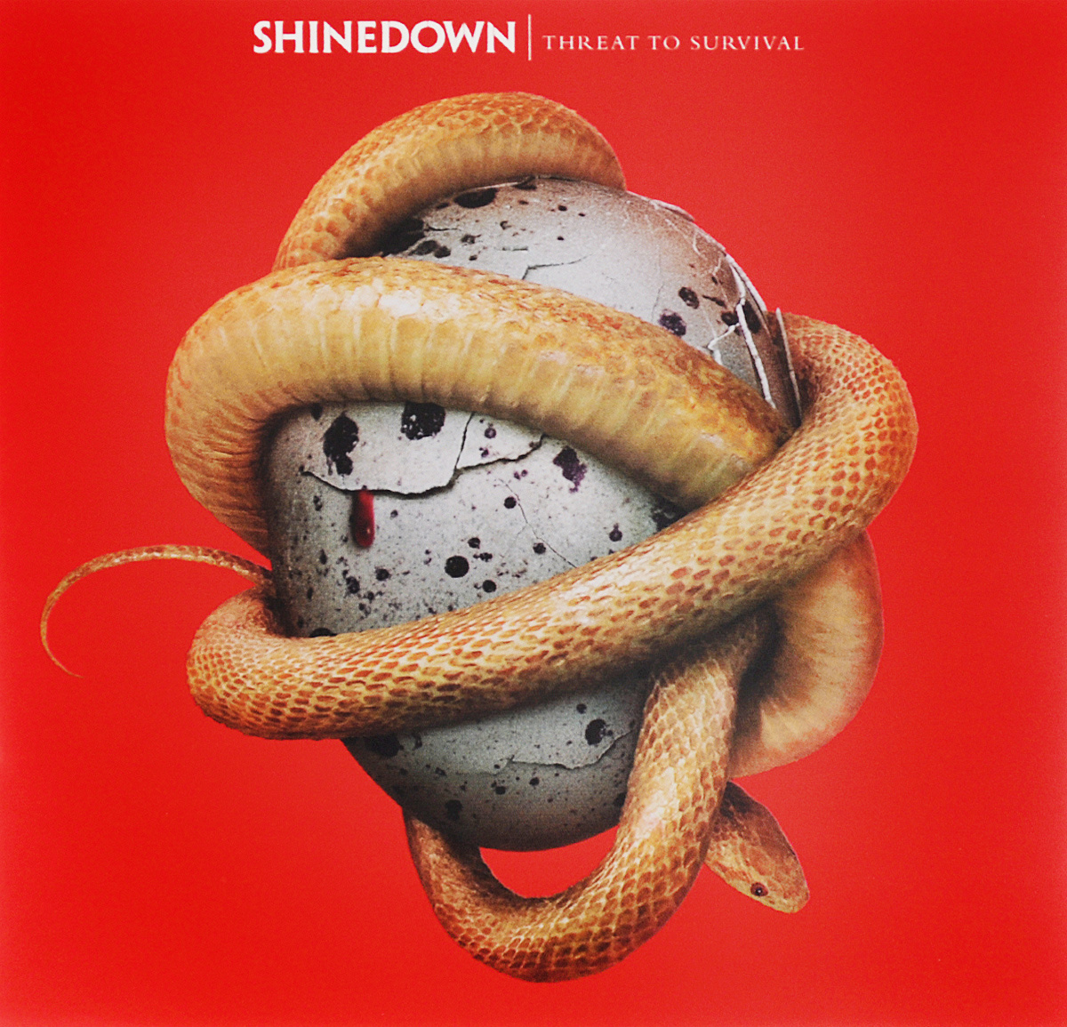 Shinedown. Threat To Survival #1
