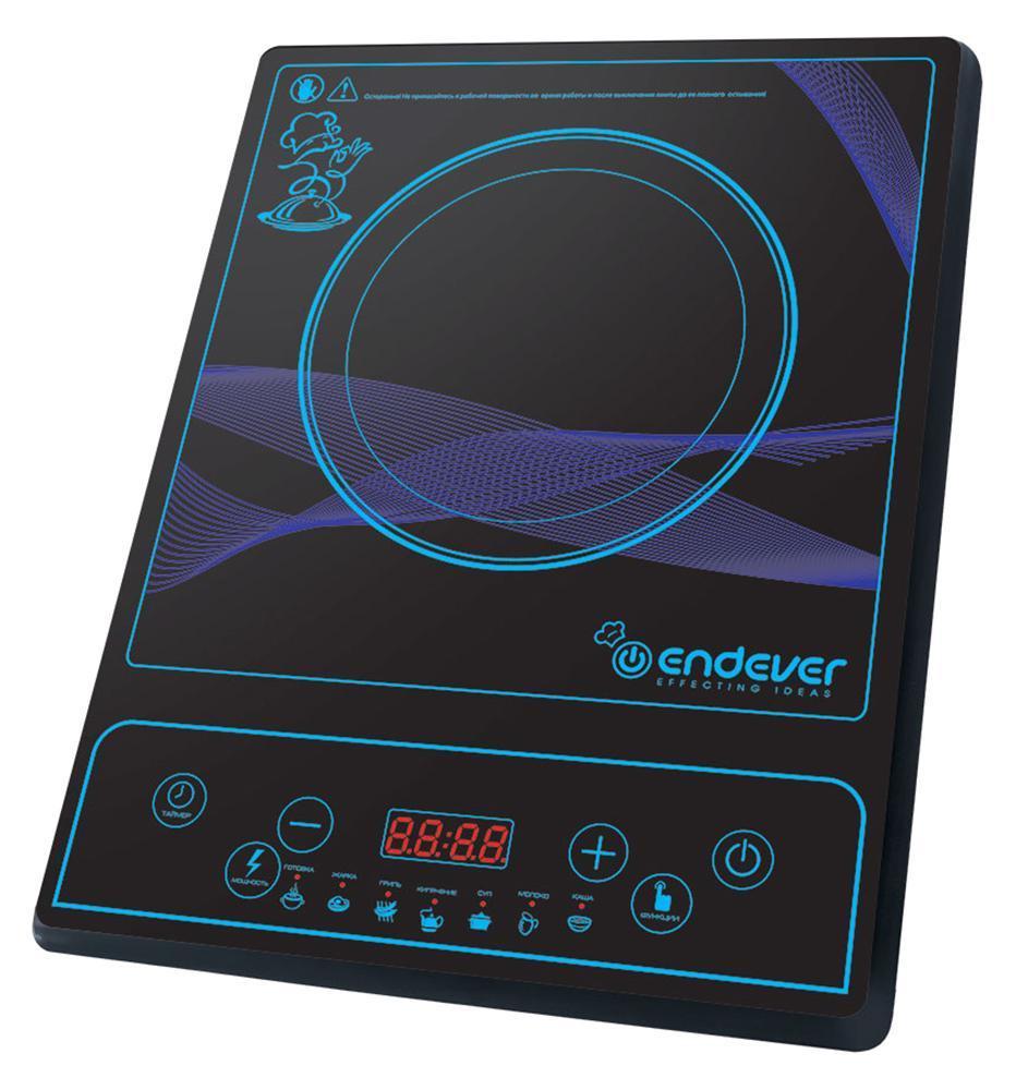 Индукционная Настольная плита Endever IP-26, черный #1