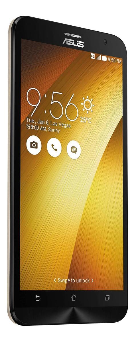 Смартфон ASUS ZenFone 2 Laser ZE500KL16GB, золотой #1