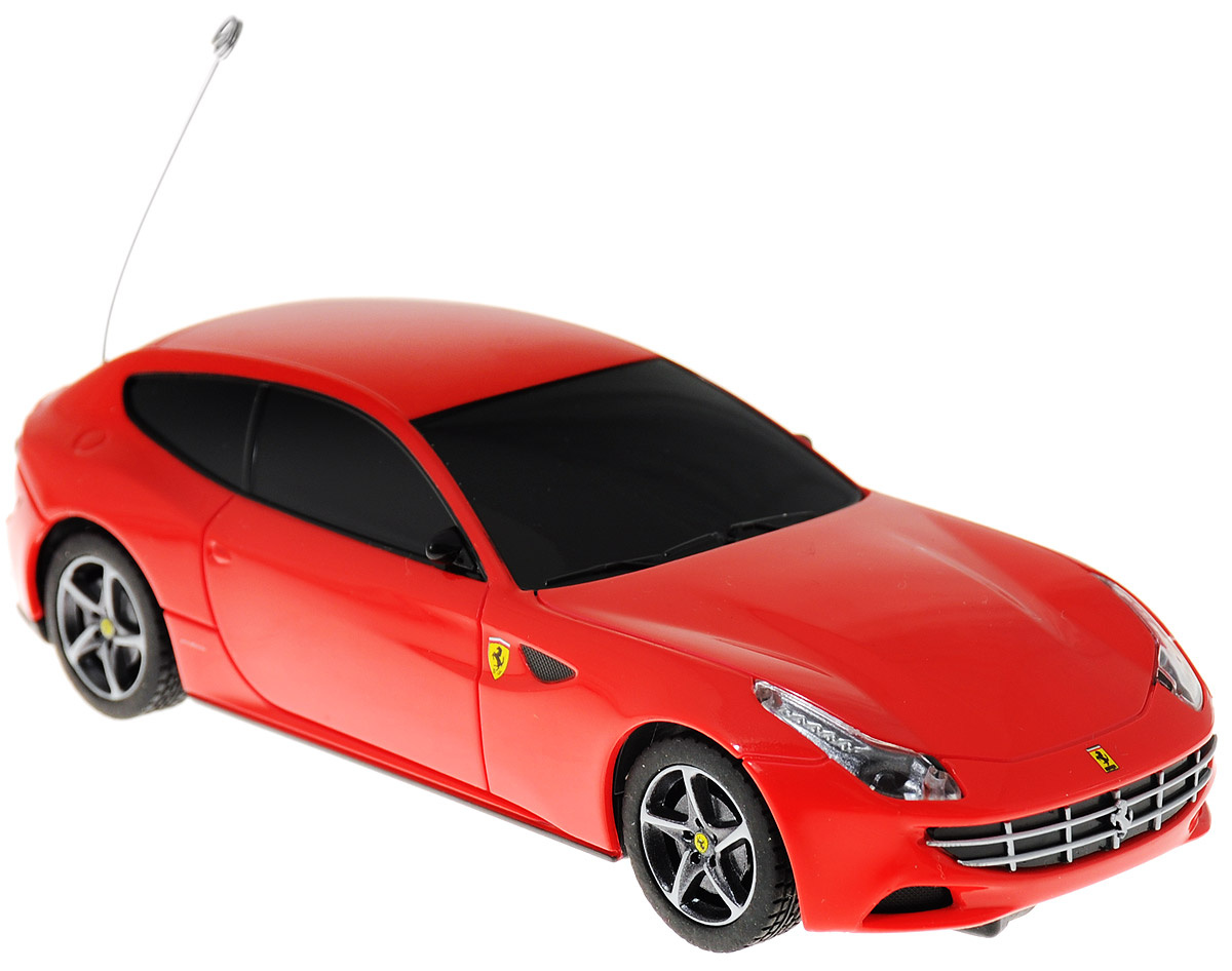 Rastar Радиоуправляемая модель Ferrari FF цвет красный масштаб 1:32  #1