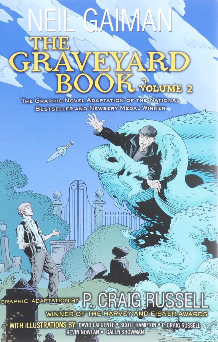 The Graveyard Book: Volume 2 | Showman Galen, Russell P. Craig #1