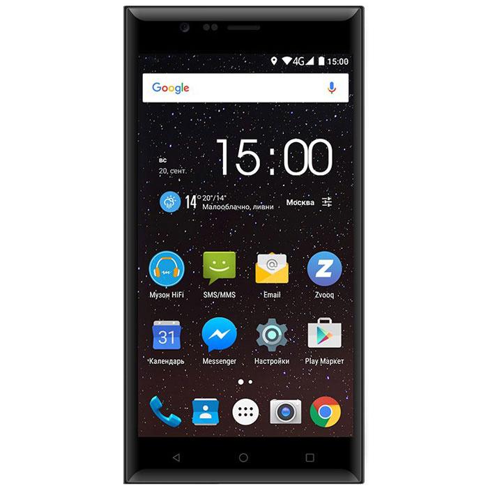 Смартфон Highscreen Boost 3 16GB, серый #1