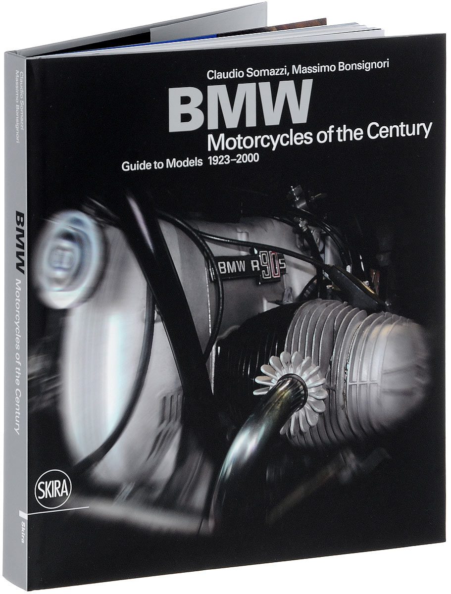 BMW: Motorcycles of the Century | Somazzi Claudio, Bonsignori Massimo #1