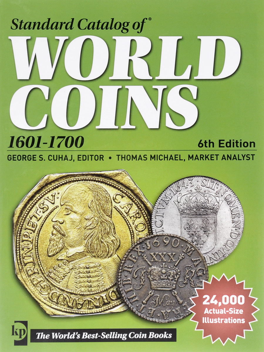 Standard Catalog of World Coins: 1601-1700 #1