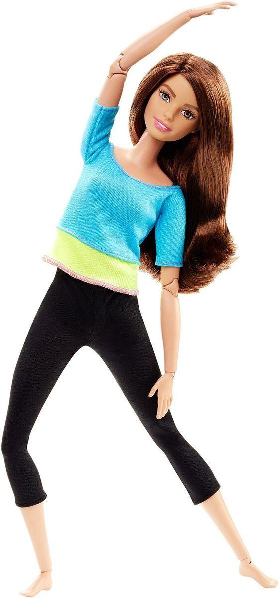 Barbie Кукла Безграничные движения цвет одежды голубой желтый  #1