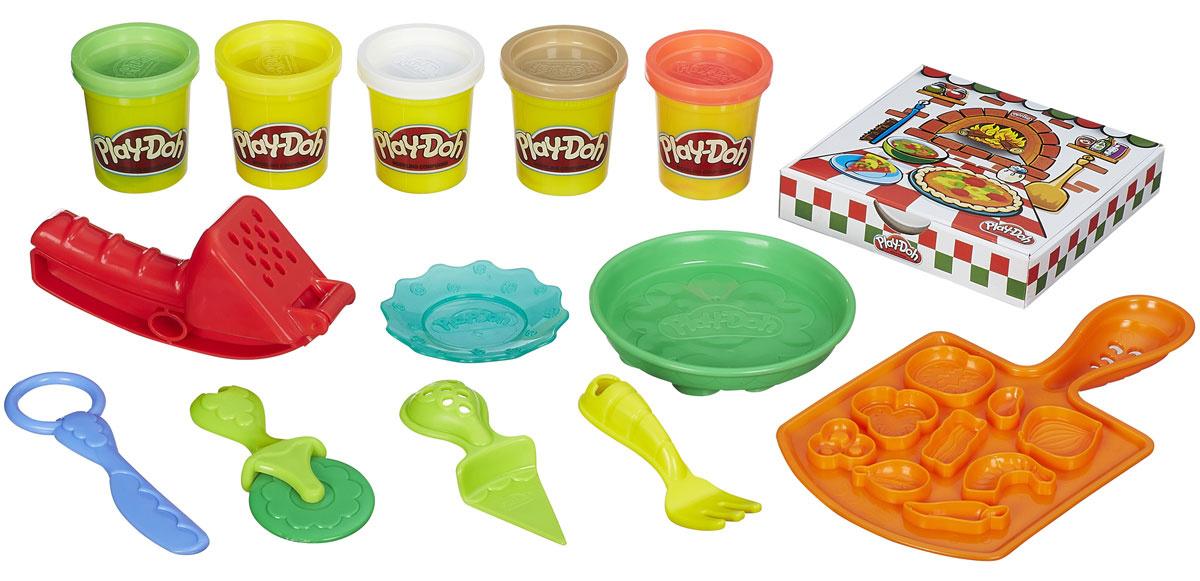 Play-Doh Набор для лепки Пицца #1