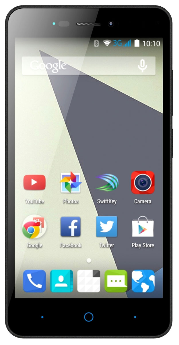 Смартфон ZTE Blade X3 8GB #1