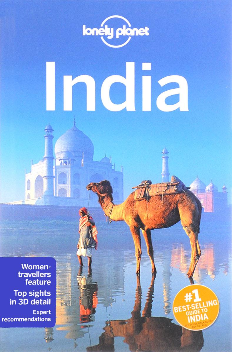 Lonely Planet India (Travel Guide) | Benanav Michael, Сингх Сарина #1