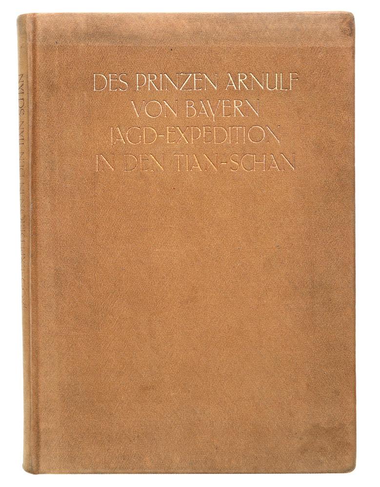 Des Prinzen Arnulf von Bayern Jagdexpedition in den Tian-Schan #1