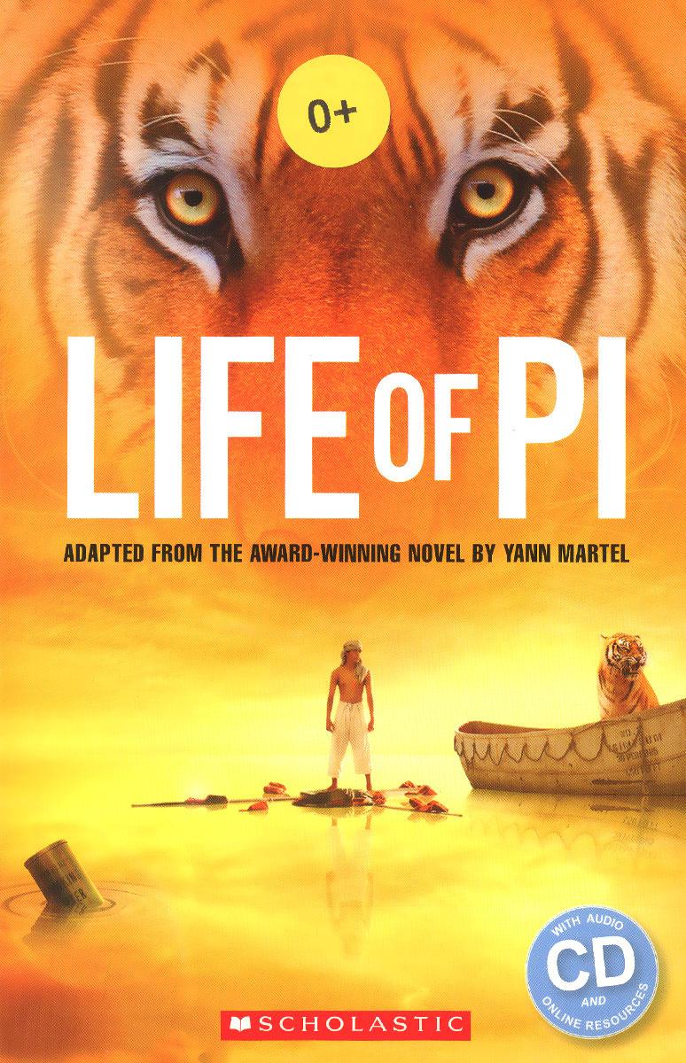 Life of Pi: Level 3 (+CD) #1