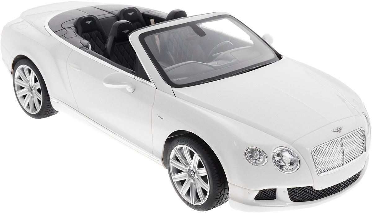 Rastar Радиоуправляемая модель Bentley Continetal GT #1