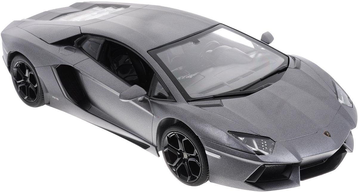 Rastar Радиоуправляемая модель Lamborghini Aventador LP 700-4 цвет стальной  #1