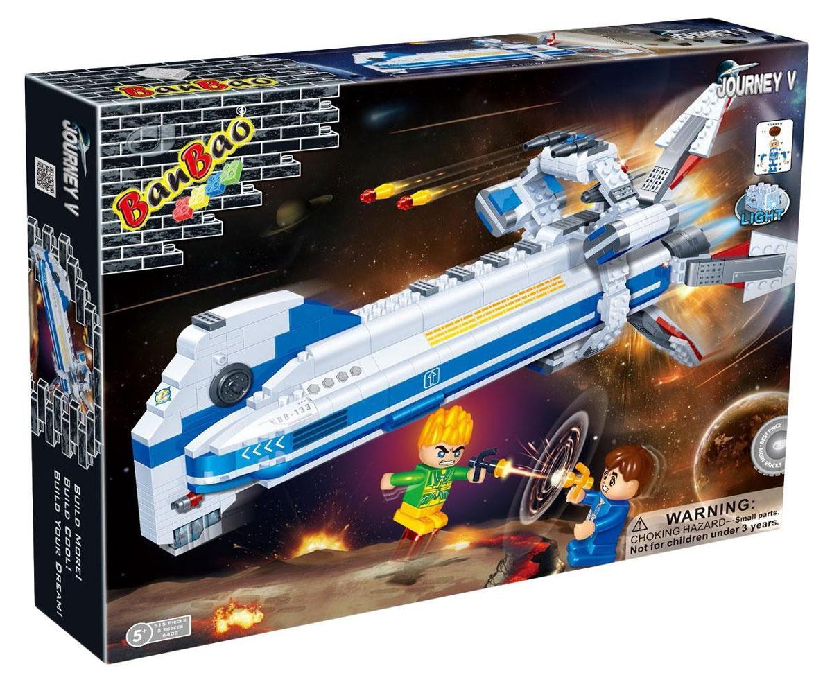 BanBao Конструктор Космический корабль #1