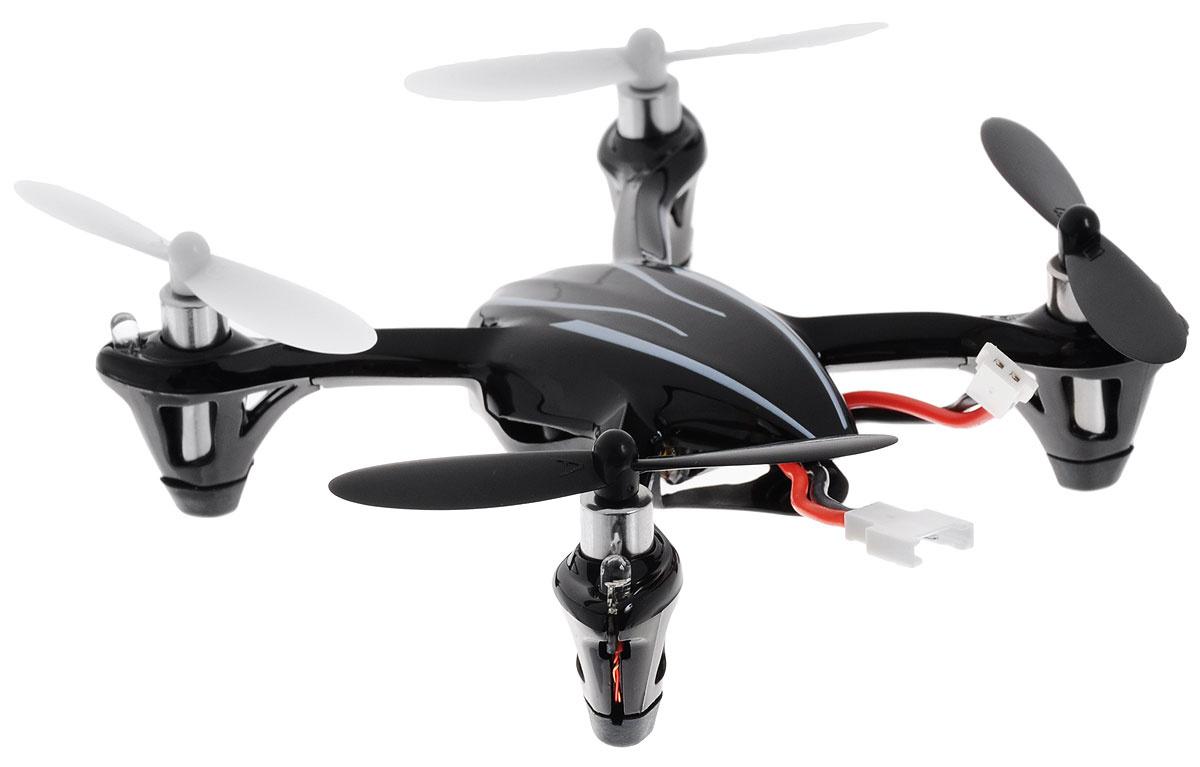 Hubsan Квадрокоптер на радиоуправлении X4 Mini цвет черный белый  #1
