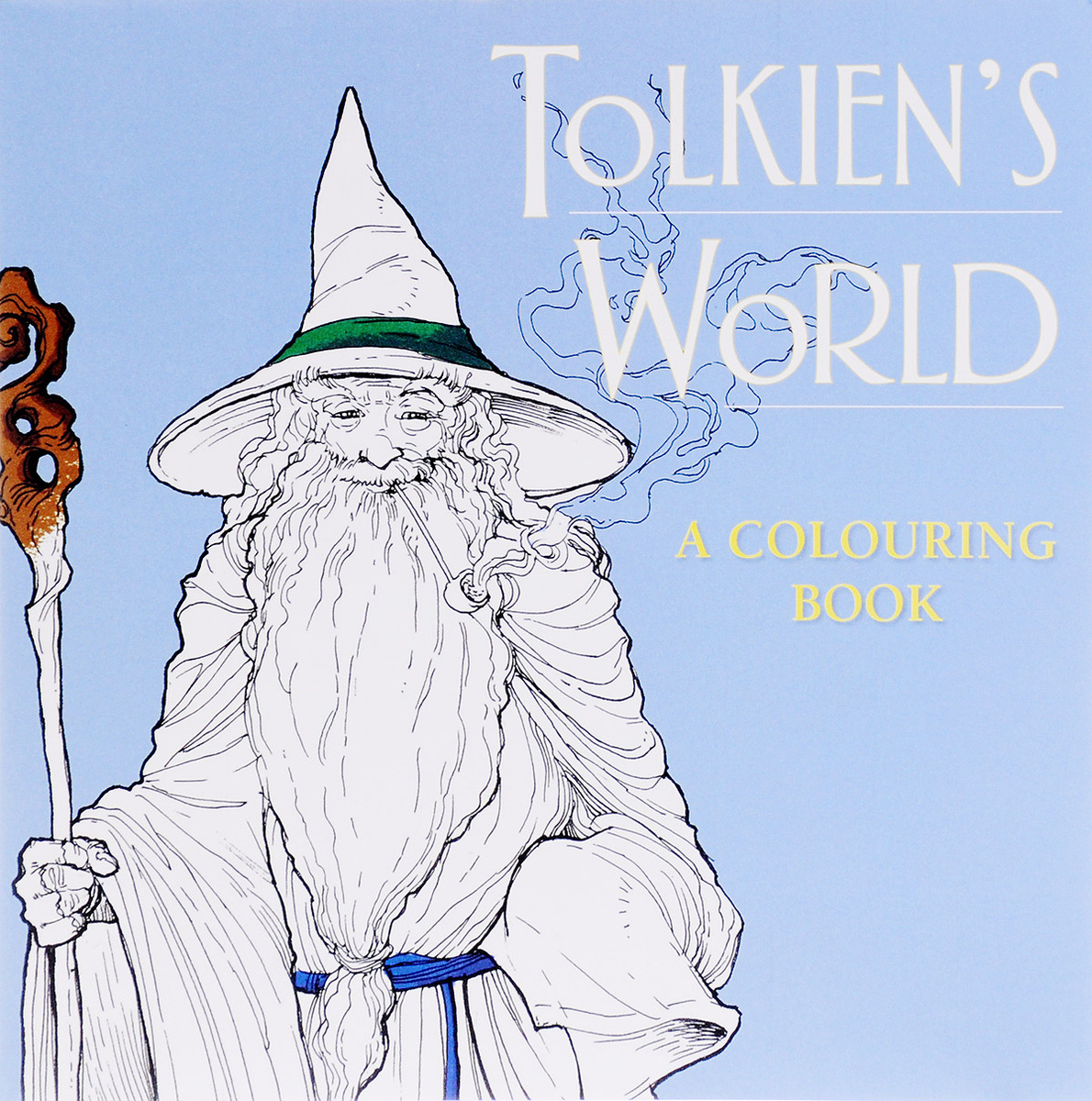 Tolkien's World: A Colouring Book #1