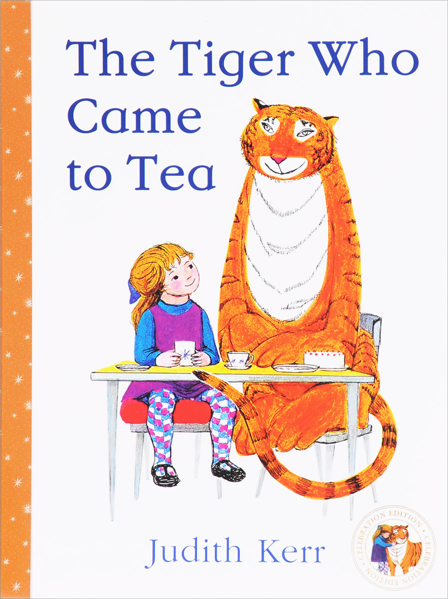 The Tiger Who Came to Tea #1