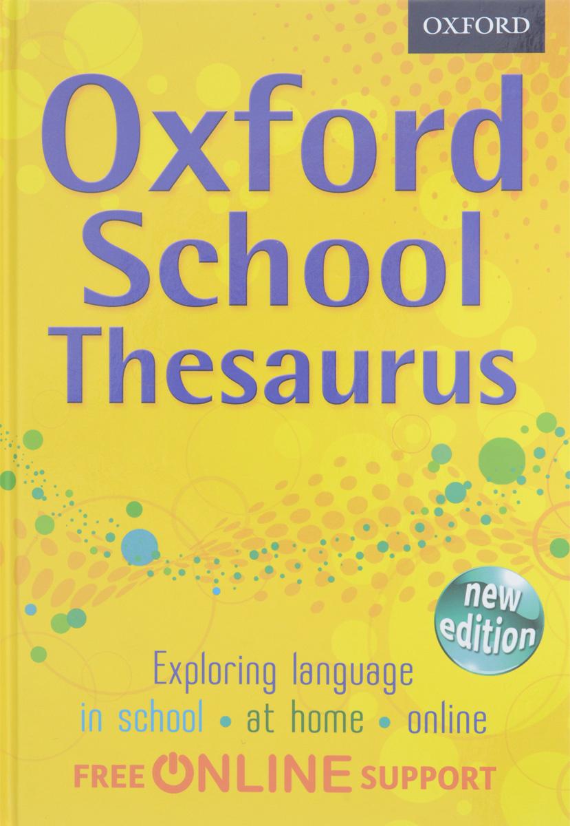 Oxford School Thesaurus #1