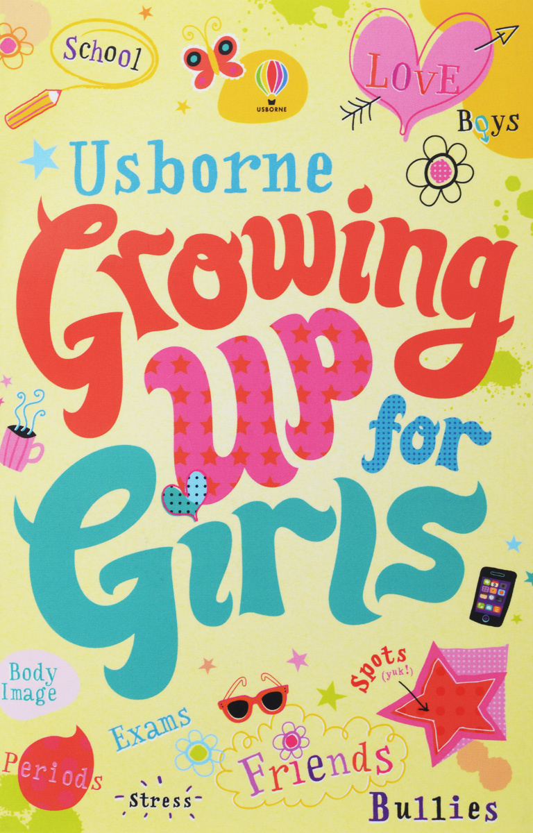 Growing Up for Girls #1