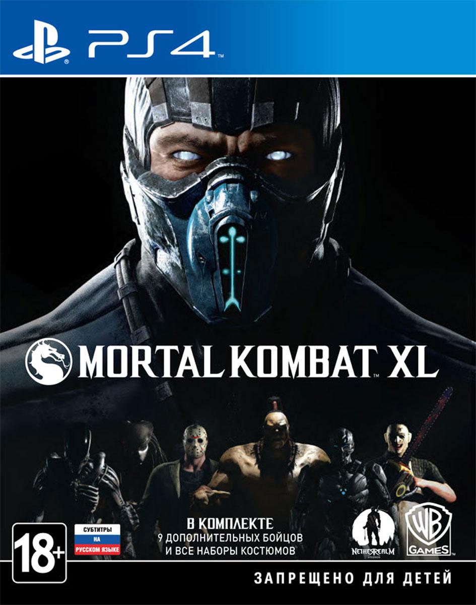 PS4 Mortal Kombat XL #1