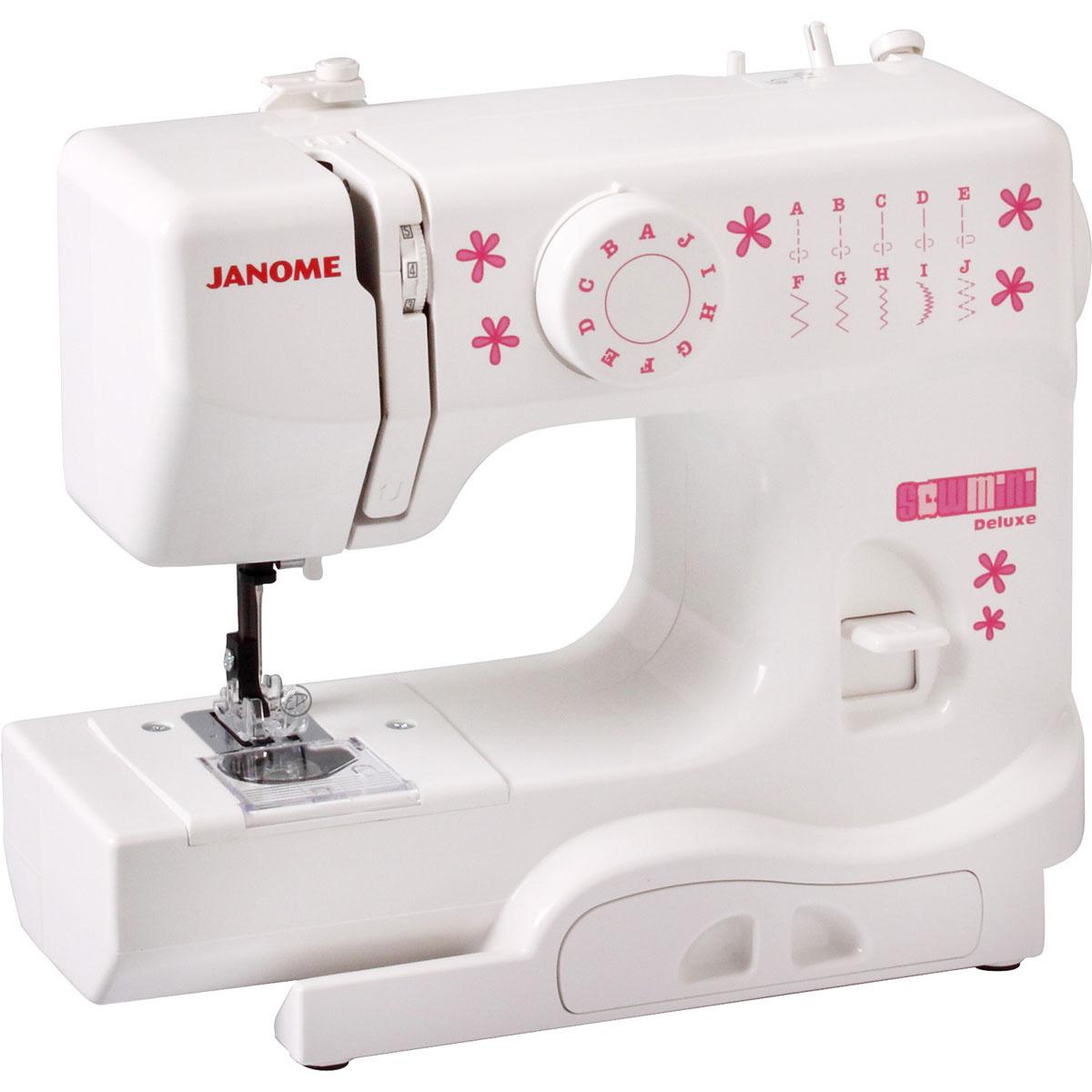 Janome Sew Mini Deluxe швейная машина #1