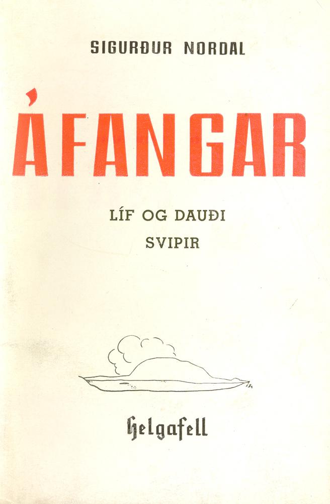 Afangar | Nordal Sigurdur #1