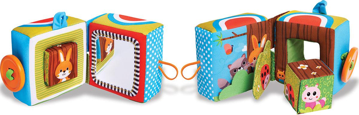 Tiny Love Книжка-игрушка Куб #1
