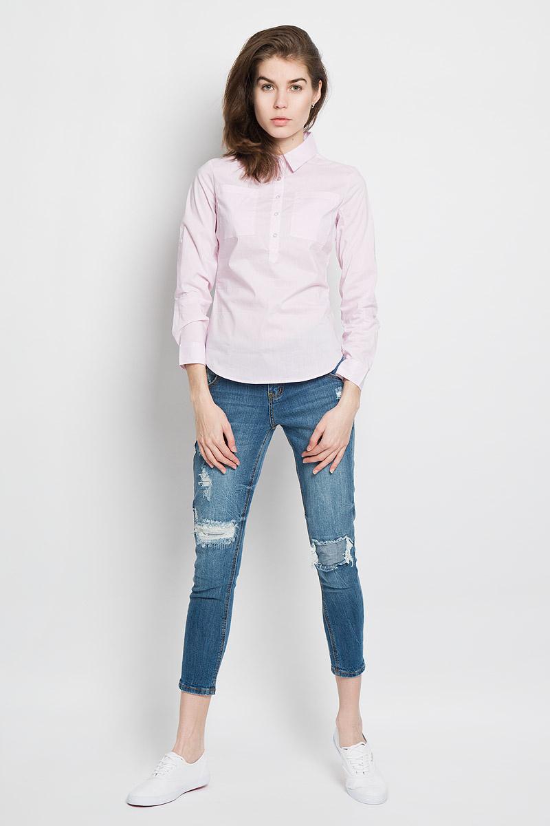 Рубашка Sela Casual #1