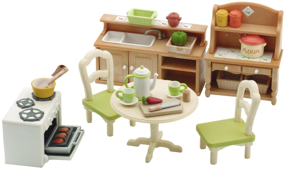 Sylvanian Families Игровой набор Кухня в коттедже 2951 #1